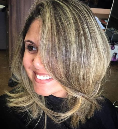 Medium Hairstyles With Highlights by 90 Sensational Medium Length Haircuts For Thick Hair In 2017