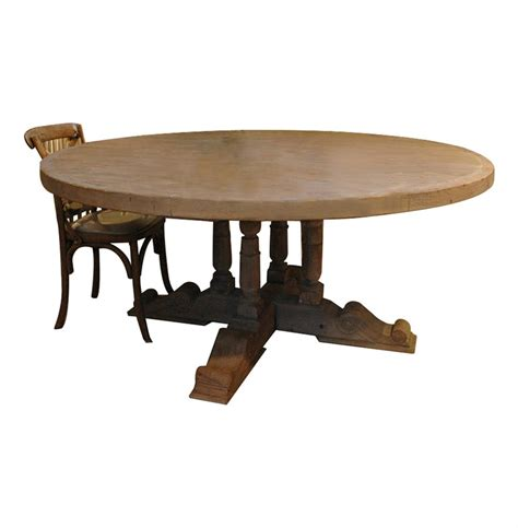 country dining table halo country large 75 quot balustrade dining