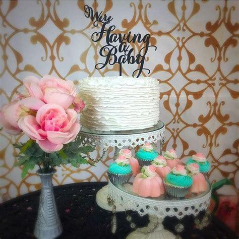 baby announcement cake ideas  pinterest baby