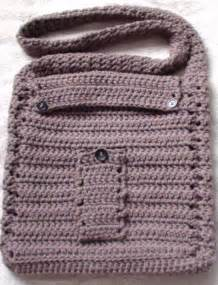 Crochet Shoulder Bag Purse Pattern