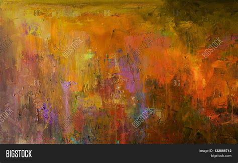 Paint Background Abstract Painting Background Image Photo Bigstock