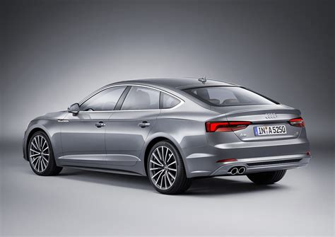 audi a5 sportback kofferraum new audi a5 sportback the 5dr of the 2dr of the 4dr schmoozes in car magazine