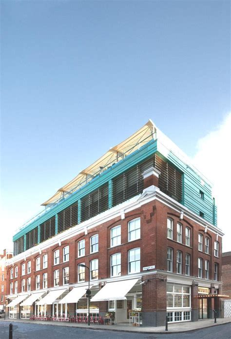 Boundary Hotel London ? Converted Victorian Warehouse With