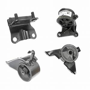 Engine Motor  U0026 Trans  Mount Set 4pcs For 2000
