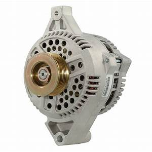 Alternator High Output Ford E F Series 4 9 5 0 5 8 7 5l V6