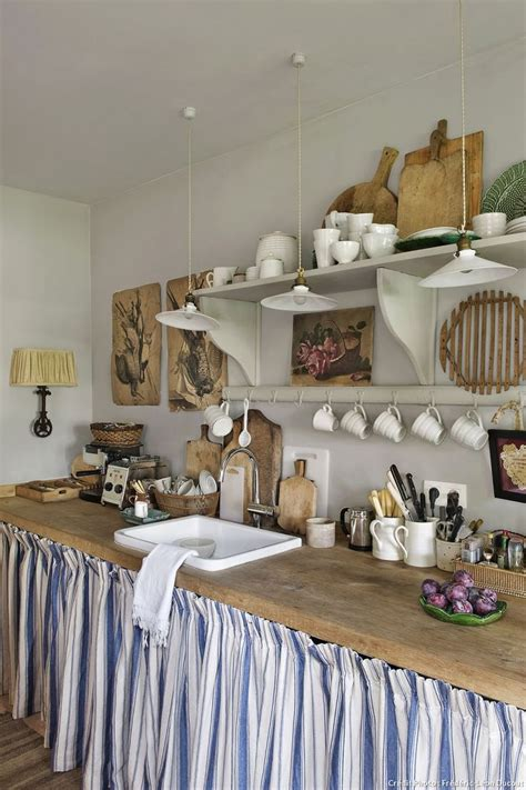 deco cuisine ancienne cagne 17 meilleures idées à propos de modèles de rideaux sur