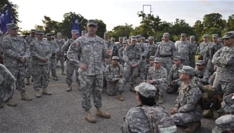 reflections  warrior leadership texas military department