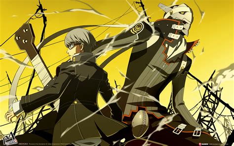 Persona 4 The Animation Wallpaper - persona 4 the animation wallpapers madman entertainment