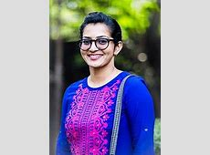 Parvathy actress Wikipedia