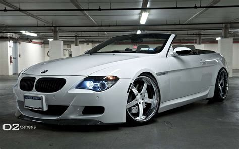 View Of Bmw M6 D2forged Vs4 Wheels Hd Wallpapers Hd Car