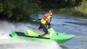 AlumaSki Is Like A Jet Ski Tank But Cooler Autoevolution