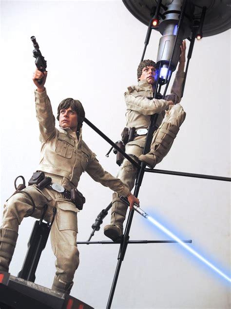 REVIEW: Hot Toys Bespin Luke Skywalker | Hot toys, Luke ...