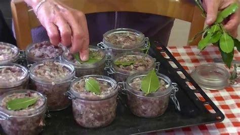 recette pate de porc maison comment r 233 aliser le p 226 t 233 de foie de porc