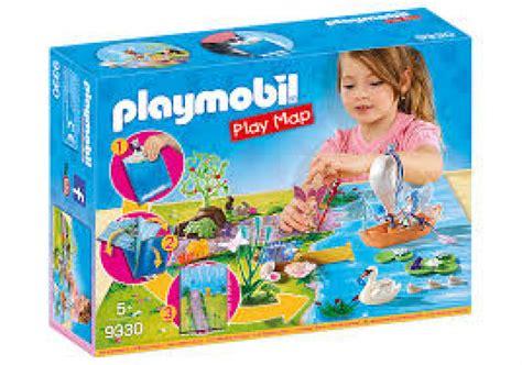 9330 PLAYMOBIL® Play Map Pasaku dārzs, no 5+ 9330 | Play ...