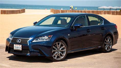2015 Lexus Gs 450h 2015 lexus gs 450h f sport test drive