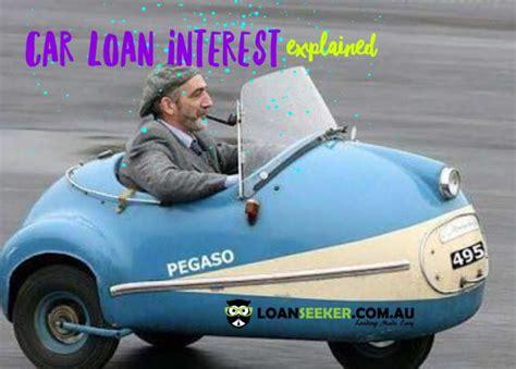 Car Loan Interest Rates Explained