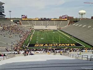 Kinnick Stadium Section 217 Rateyourseats Com