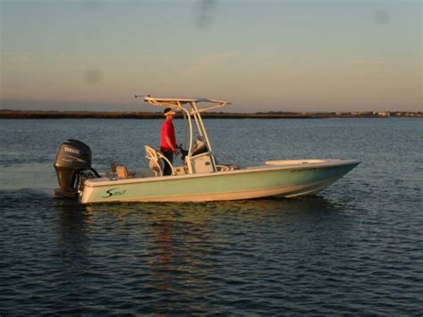 Scout Boats 221 Winyah Bay For Sale by Scout Boats 221 Winyah Bay Boats For Sale
