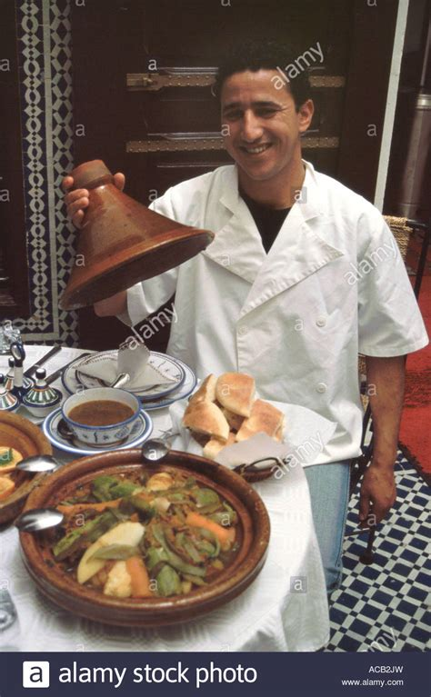 chef cuisine maroc fes based moroccan chef lahcen beqqi presents a meal in