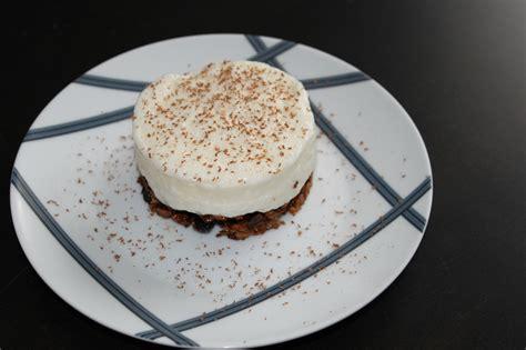 dessert de fete facile tartelette au muesli et mousse de poire avec gourmandise