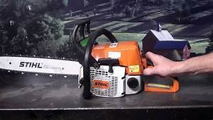 The Chainsaw Guy Shop Talk Stihl 025 Chainsaw 10 06