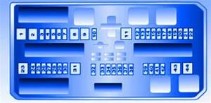 Vauxhall Astra Mk6 2011 Engine Fuse Box  Block Circuit