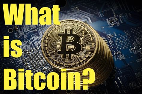 Maybe they want to hoard it and take it out of circulation. What is Bitcoin? | Central bank, Summary