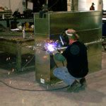 sheet metal werks spiral duct hvac fabrication in chicago