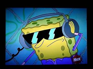 DJ gangsta Spongebob!!! | Publish with Glogster!