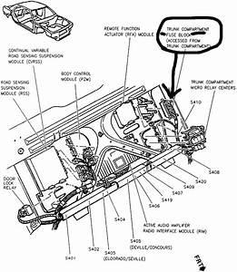 1994 Corvette Fuel Filter Location