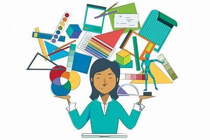 Education Curriculum Flex University Teacher Students Introducing