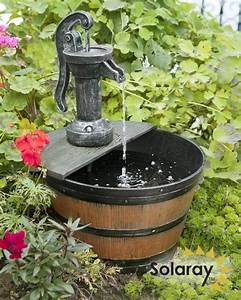 Fontaine De Jardin Solaire : catgorie fontaine de jardin page 2 du guide et comparateur ~ Dailycaller-alerts.com Idées de Décoration