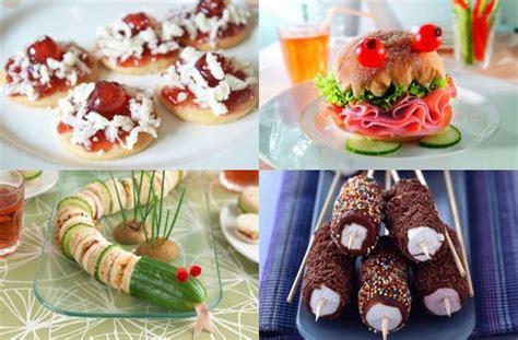 simple food ideas kids party food ideas goodtoknow