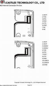 Castles Technology Qp3000 Qprox User Manual 5 R1
