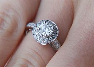 6 ways to make a diamond look bigger without huge costs With can i get my wedding ring made bigger