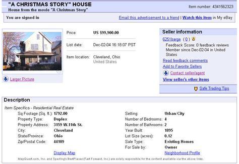 Sale Ebay by Original Ebay Ad A Story House