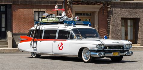 What Is The Ghostbusters Car by Tokyo Evolution Of The Ecto 1