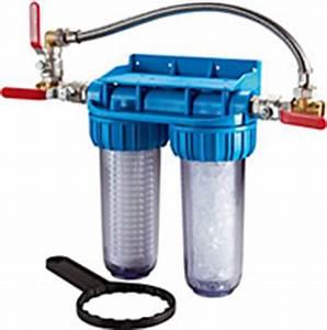 Systeme Anti Calcaire Efficace : filtre et filtre anti calcaire brico ~ Dailycaller-alerts.com Idées de Décoration