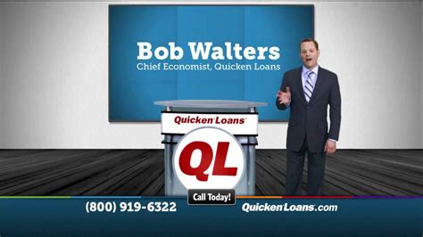 Quicken Loans Tv Commercial For Bob Walters