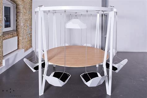 king arthur swing table