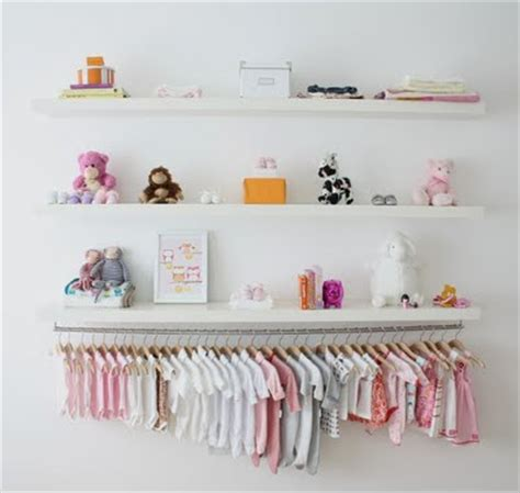 Diy Baby Closet Organizer Ideas