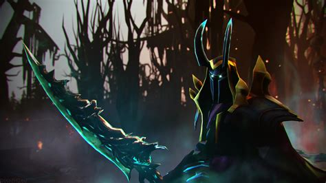 dota 2 abaddon wallpaper 3d dota 2 wallpapers
