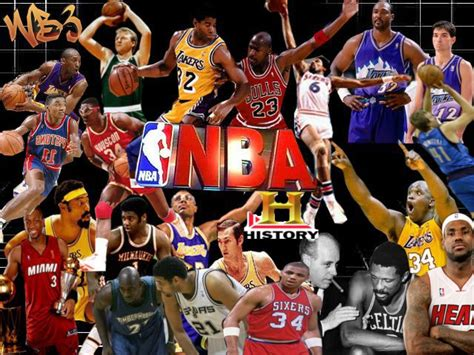 nba college  time greats