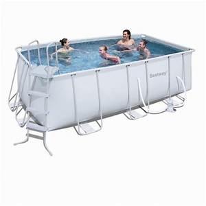 Frame Pool Rechteckig : bestway power steel frame pool rechteckig bestway ~ Frokenaadalensverden.com Haus und Dekorationen