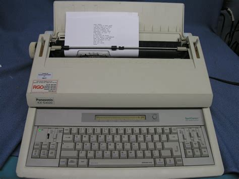 panasonic chairs calgary panasonic kx e4020 typewriter with spell check allsold