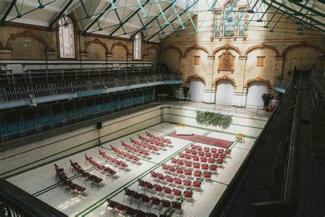 manchester victorian baths wedding