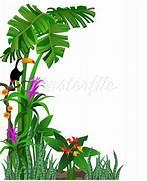 jungle leaves clip art...