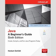 Top 4 Books To Learn Java For Beginners (newbie