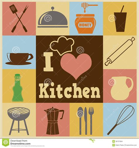 Kitchen Retro Poster Stock Illustration Image Of Group. The Basement Venue. Water Coming Through Floor In Basement. Mold In My Basement. Basement Recreation Room Ideas. How To Declutter Basement. Stay Dry Basement Waterproofing. How To Stop A Basement From Leaking. Basement Electrical Code