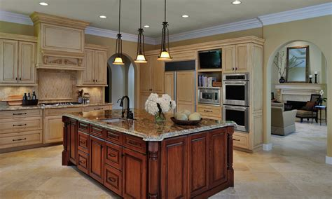remodeling kitchen island design in the woods traditional kitchen remodel before and after